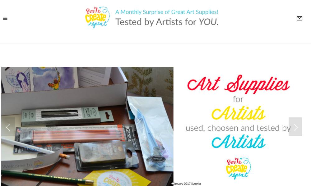 Art Box Subscription