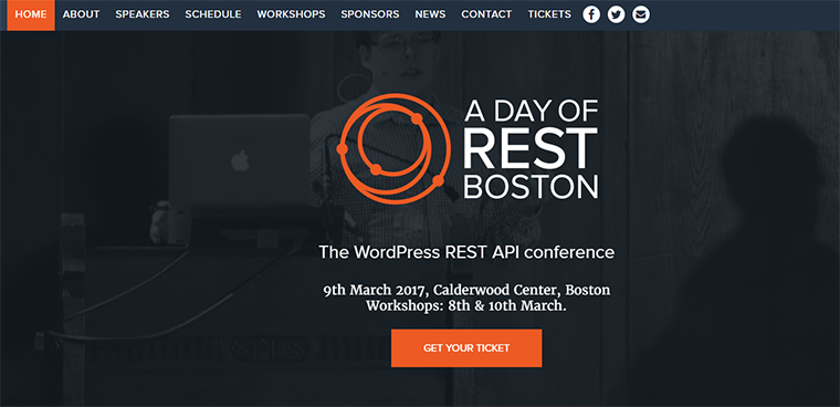 a day of rest conference