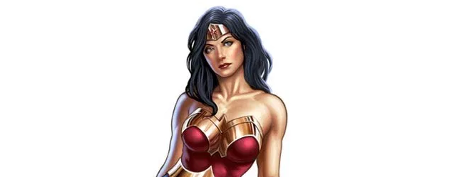 How to Do a Digital Painting of Wonder Woman