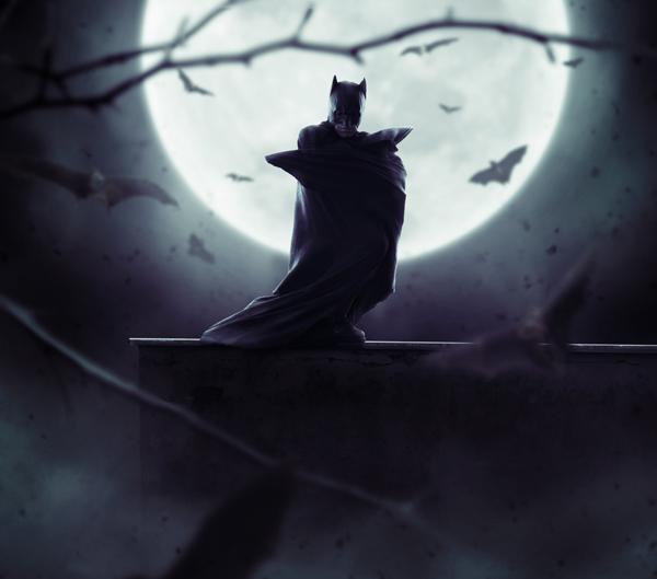 How to Draw Comic Book Art Batman