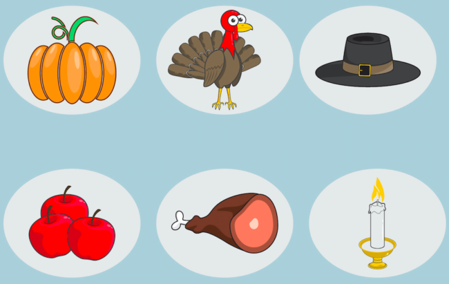 Free Thanksgiving quotes and graphics