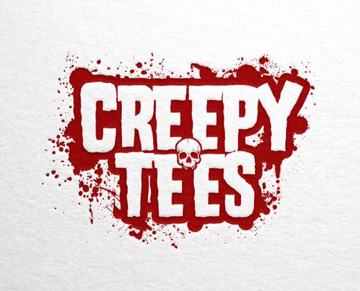 creepy tees logo