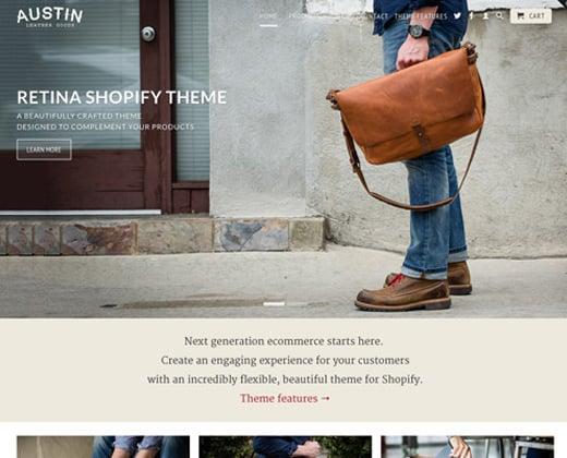 Best Premium Shopify Themes For Ecommerce Web Shops Bittbox - Premium shopify templates
