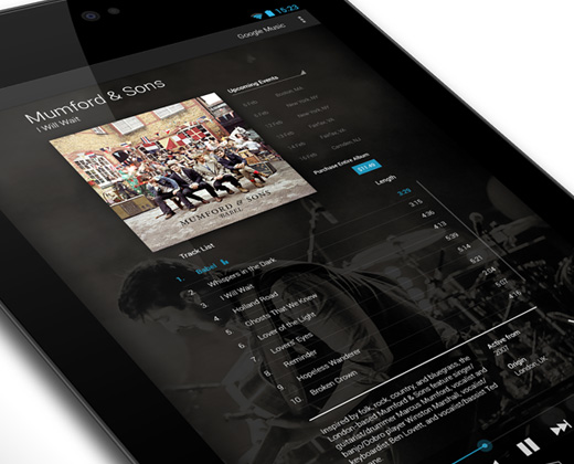 google music app player