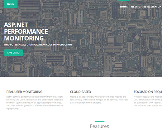netric asp platform startup