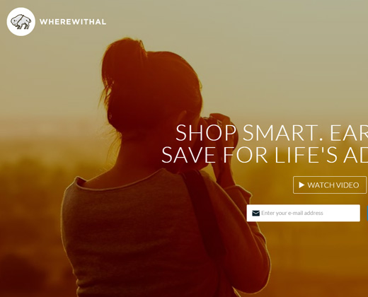 wherewithal cashback sales startup