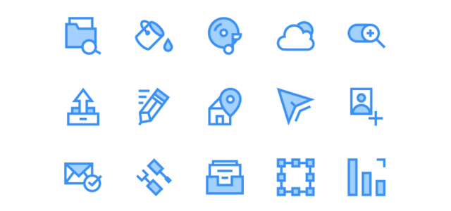40 Free Icons