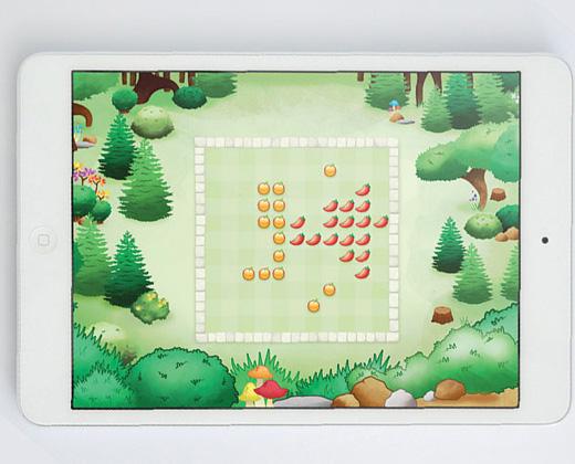 munchy game art level design