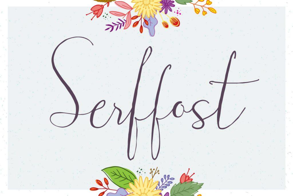 serrfost-font