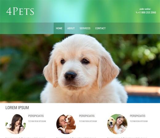 Download 20 Contoh Banner Petshop Gratis