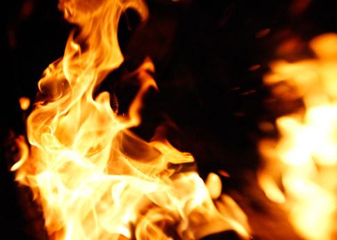אש ולהבות