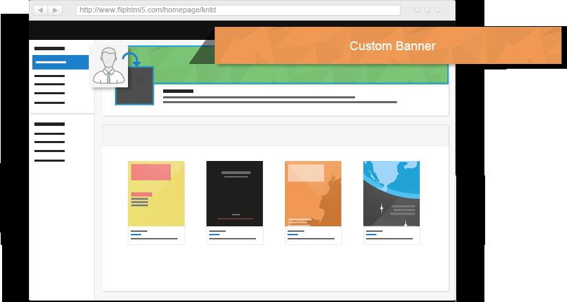 Custom Branding Homepage