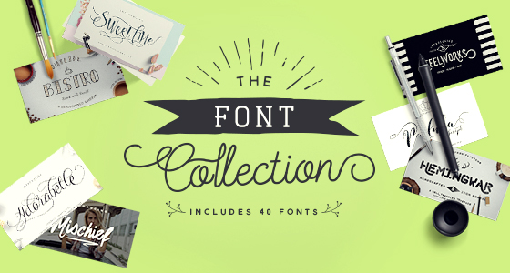 FontCollection_560x300