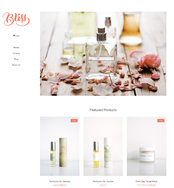 25 Free Shopify E-Commerce Website Templates