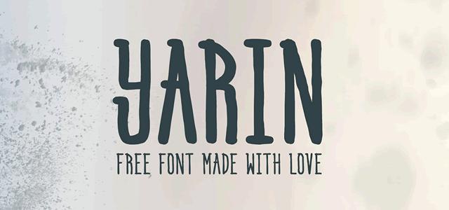 Yarin Font