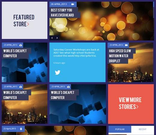 blogmagazine-flat-ui-kit-web
