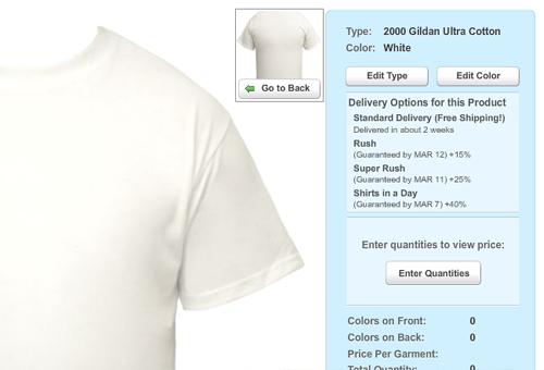customize your own tshirt design bluecotton