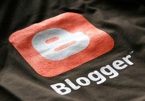 Google Blogger online sharing plugins