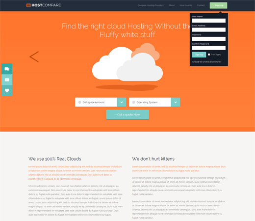 20 free responsive and mobile website templates bittbox hostcompare web maxwellsz