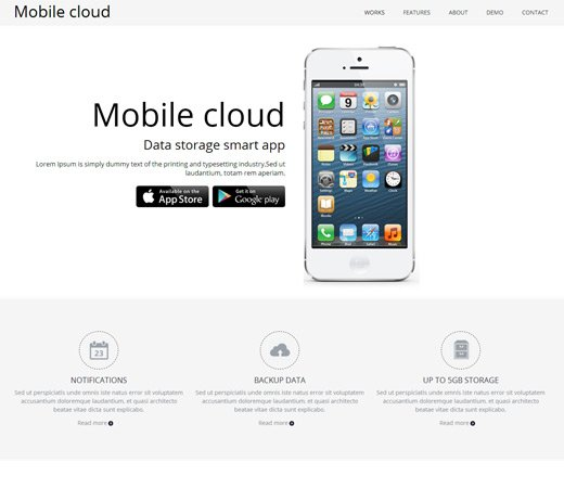 mobile_cloud-web