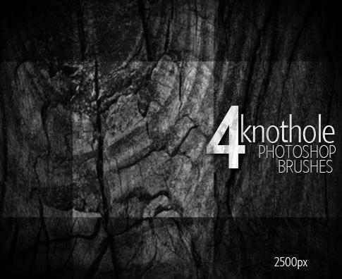 Knothole Brushes Promo